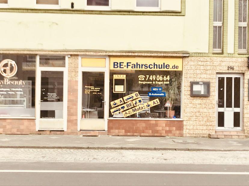 Fahrschule BE-Fahrschule, Bergmann & Engel GbR Reisholz 4