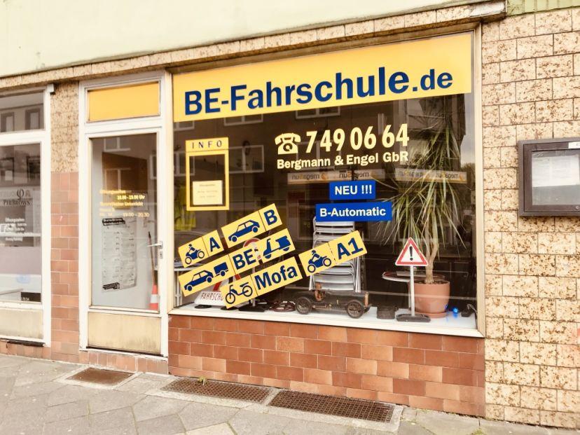 Fahrschule BE-Fahrschule, Bergmann & Engel GbR Reisholz 5
