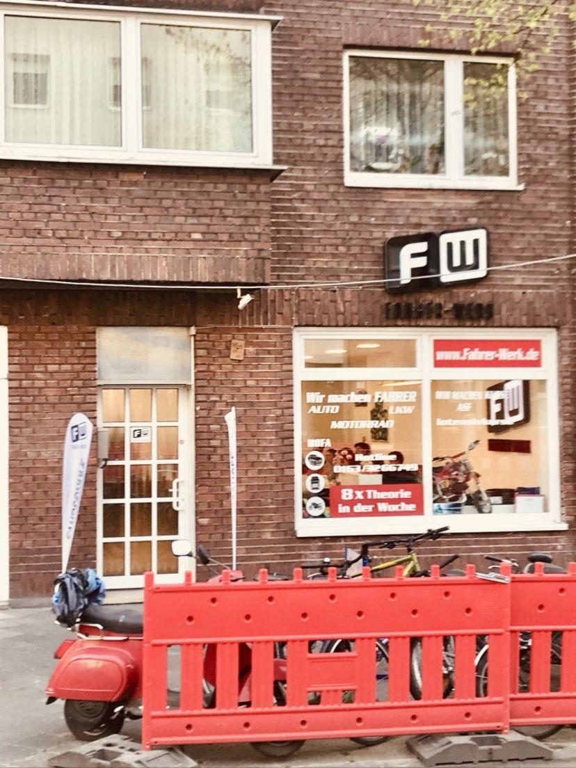 Fahrschule Das Fahrer-Werk GmbH Derendorf 3
