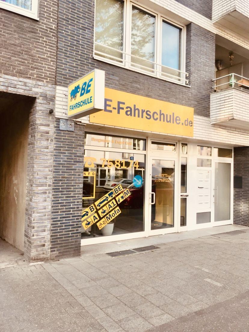 Fahrschule BE-Fahrschule, Bergmann & Engel GbR - Itterstraße Holthausen 1