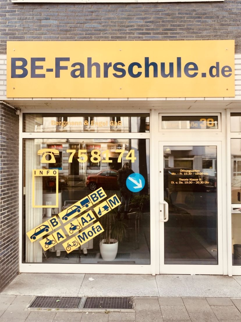 Fahrschule BE-Fahrschule, Bergmann & Engel GbR - Itterstraße Holthausen 3