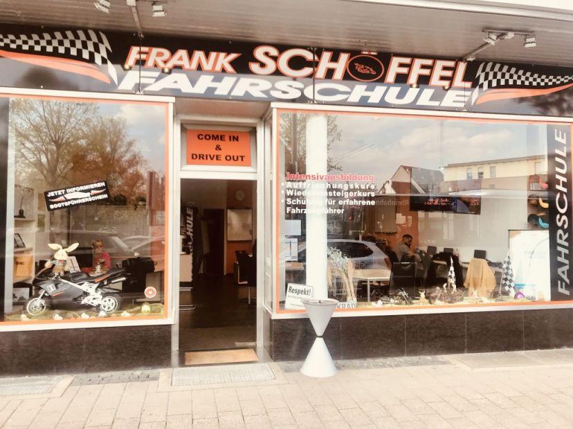Fahrschule Frank Schöffel Düsseldorf Unterrath 3