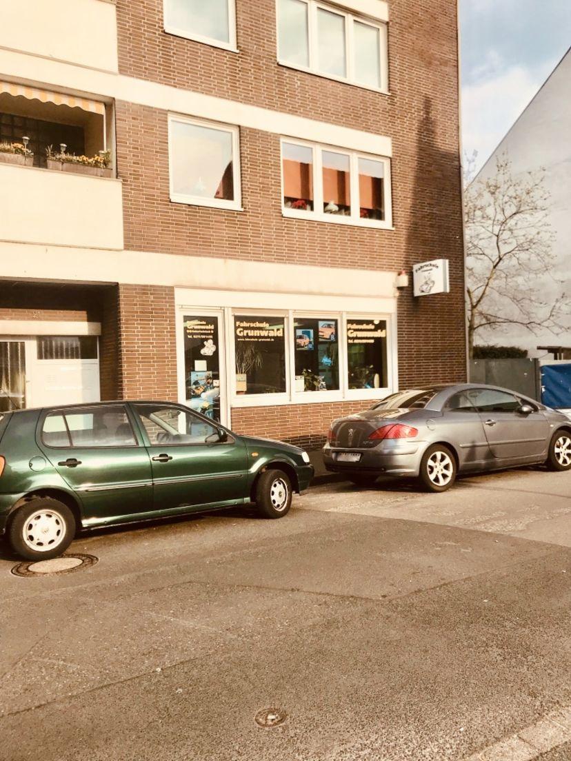 Fahrschule Grunwald Manfred Düsseldorf Heerdt 1