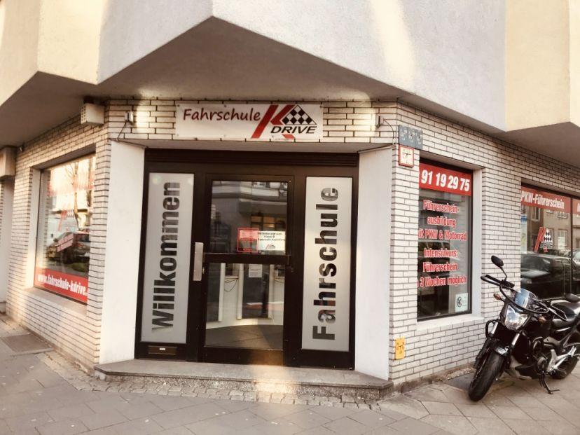 Fahrschule K-Drive Friedrichstadt 1