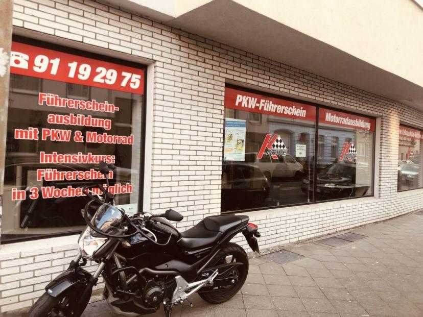 Fahrschule K-Drive Friedrichstadt 2