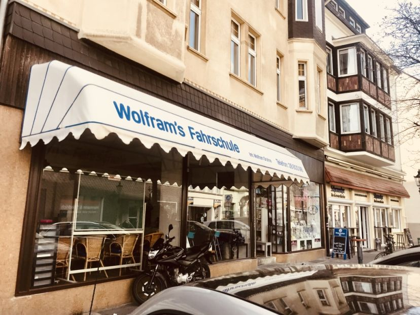 Fahrschule Wolframs's Ludenberg 4