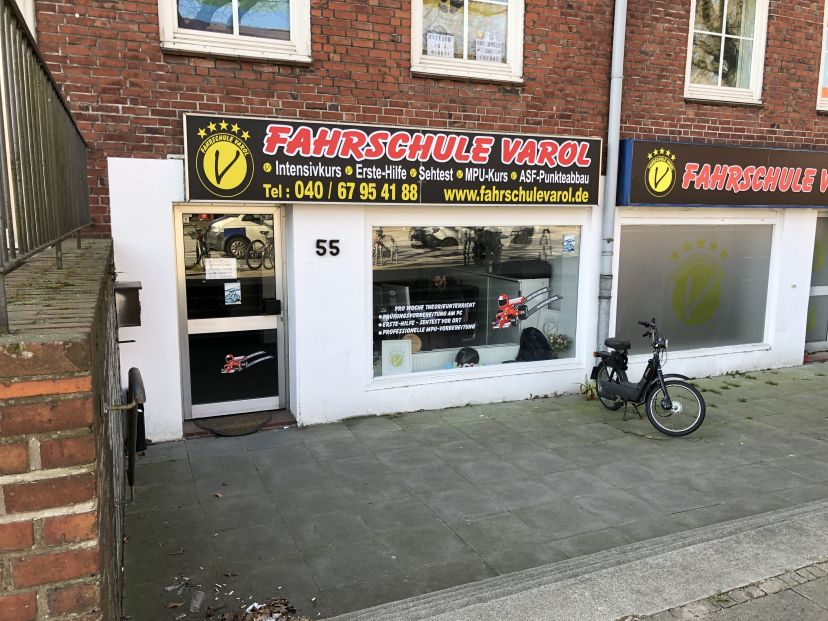 Fahrschule Varol Inh. Mehmet - Altona Hamburg Ottensen 3