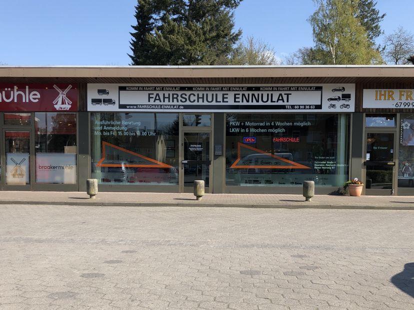 Fahrschule Ennulat - Oldenfelder Str. Rahlstedt 1