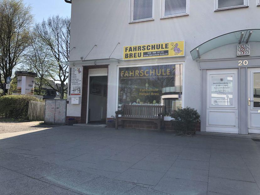 Fahrschule Holger Breu Bramfeld 1
