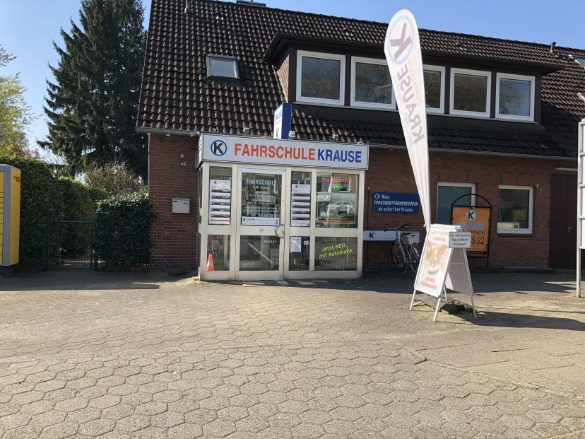 Fahrschule Krause H. W. Hamburg Marmstorf 1
