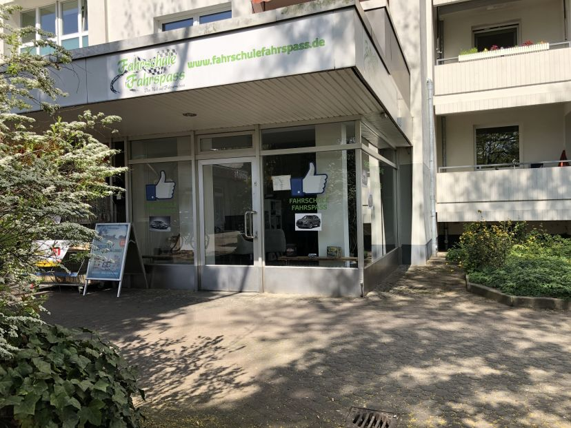Fahrschule Fahrspaß Inh. Colja Fischer Hummelsbüttel 1