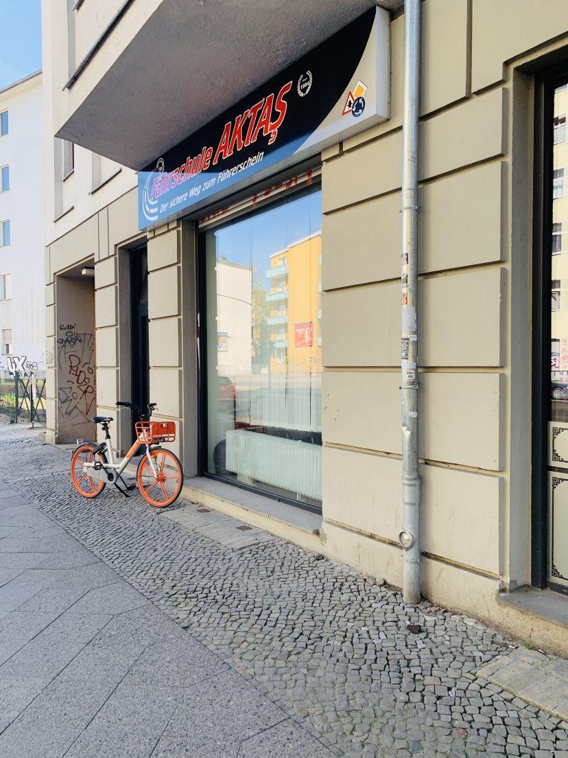 Fahrschule Aktas - Urbanstr. Berlin Kreuzberg 2