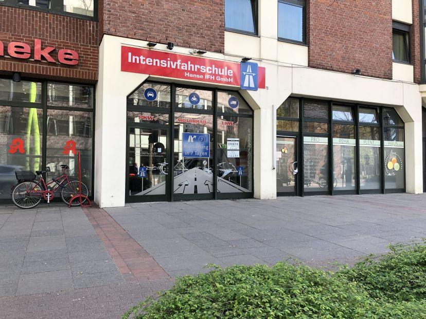 Fahrschule Intensivfahrschule Hanse IFH GmbH Hamburg Harburg 1
