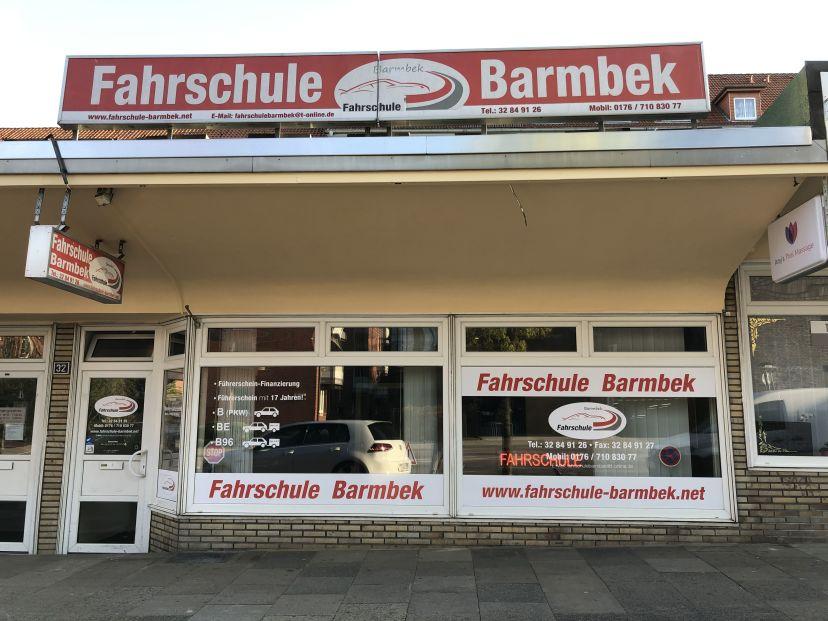 Fahrschule Barmbek Hamburg Barmbek-Nord 1