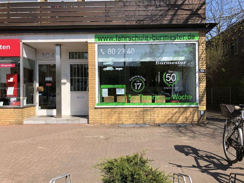 Fahrschule Burmester GmbH Hamburg Osdorf 1