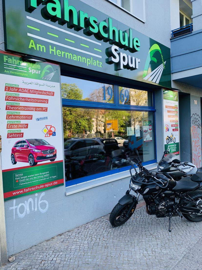 Fahrschule Spur Am Hermannplatz GmbH - Neukölln Berlin Bezirk 1