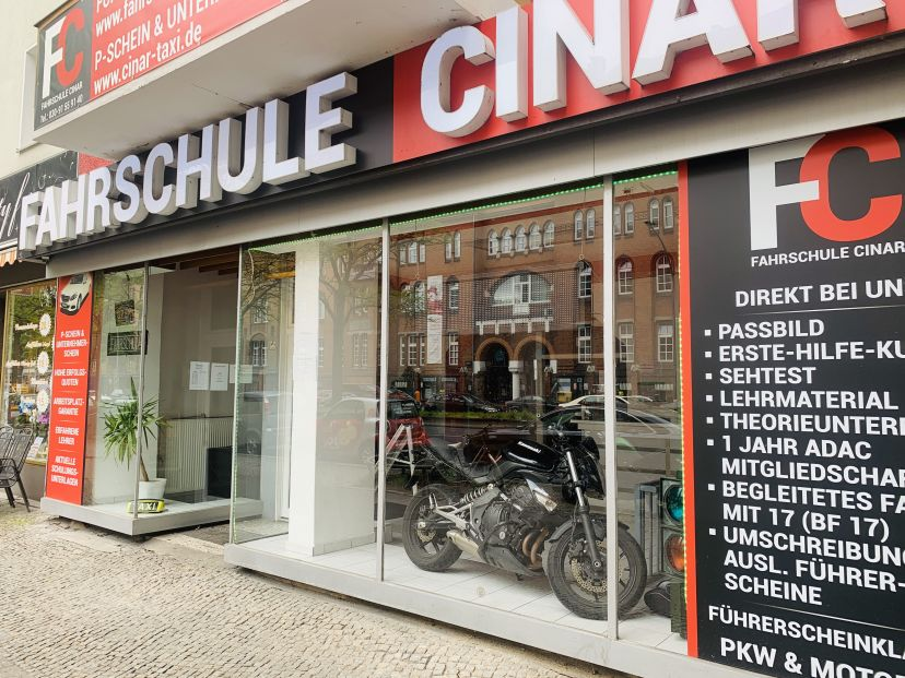 Fahrschule Cinar GmbH Berlin Mitte 1