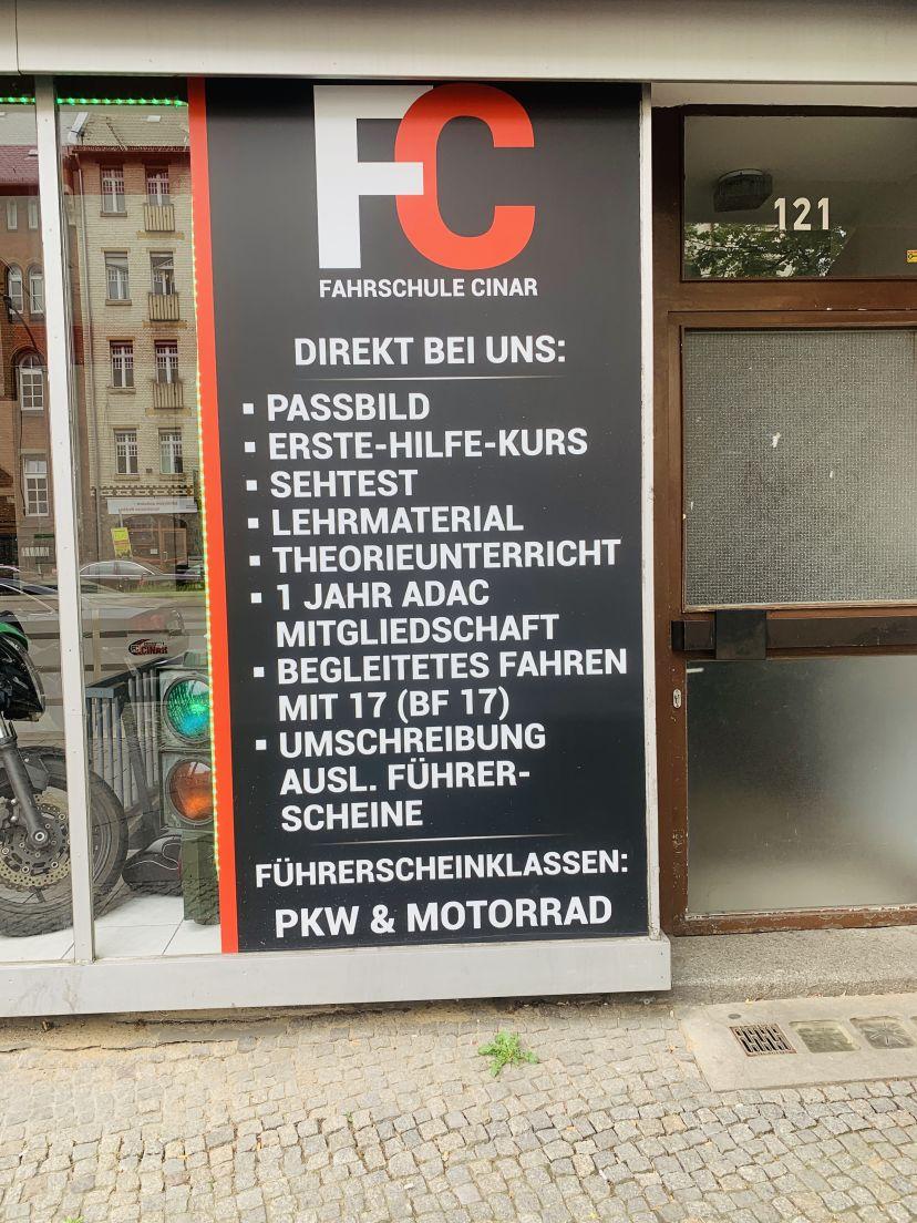 Fahrschule Cinar GmbH Berlin Mitte 7