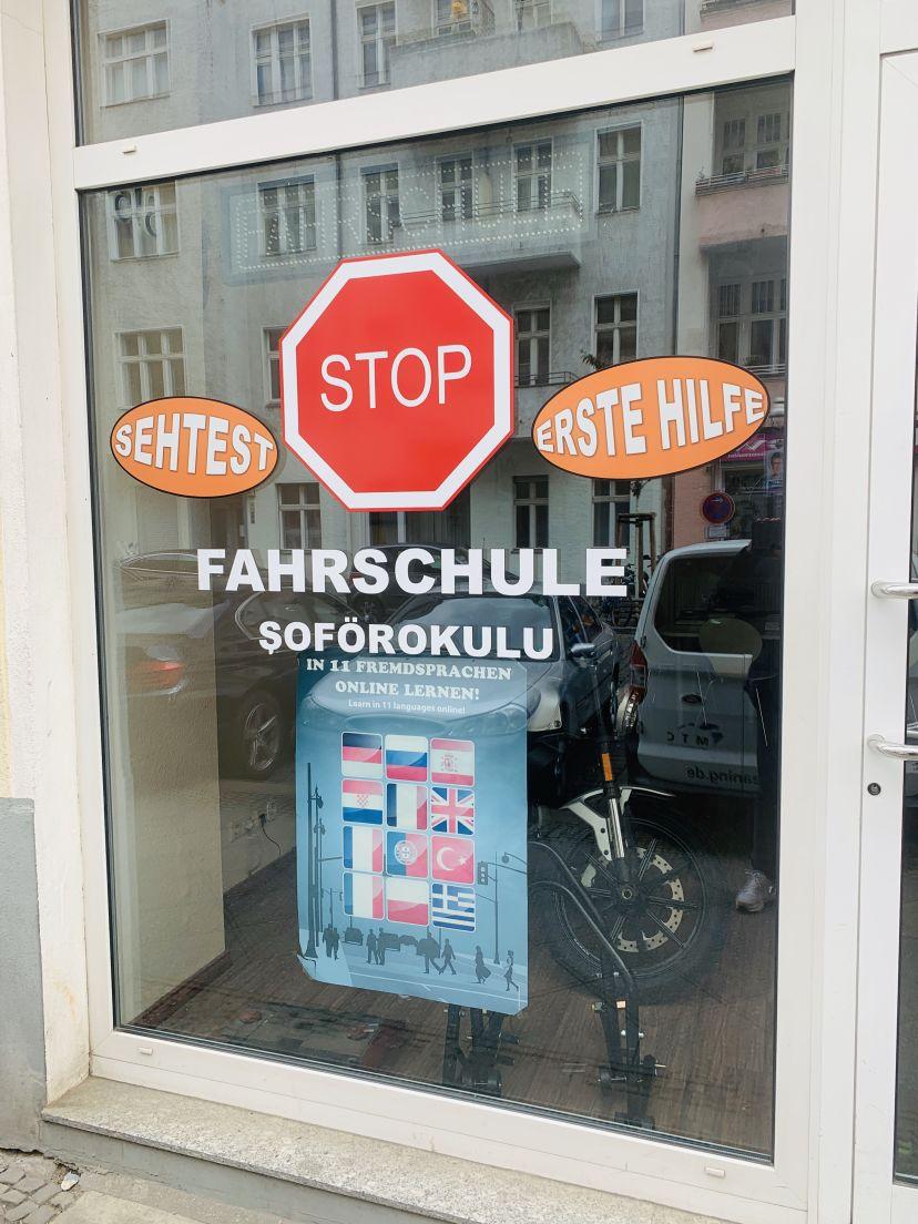 Fahrschule Hatice & Christian Berlin Mitte 1
