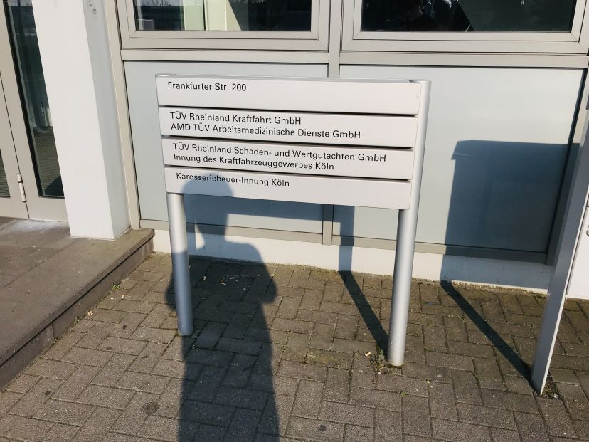 Fahrschule Theoretische Führerscheinprüfung Köln-Mülheim Buchforst 1