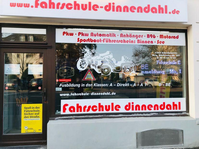 Fahrschule Dinnendahl - Inh. Rainer Wanisch Holweide 2
