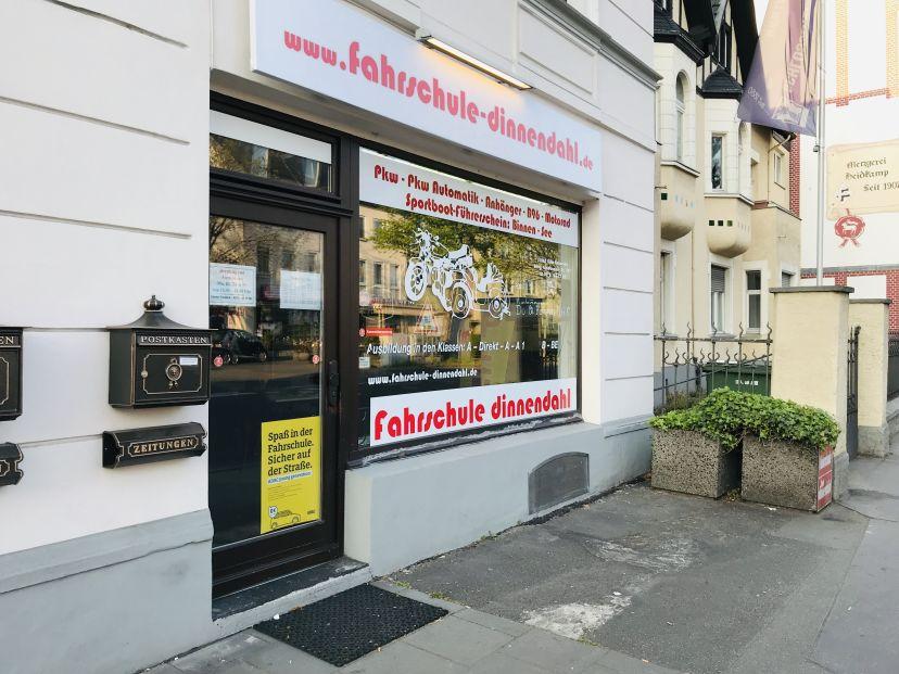 Fahrschule Dinnendahl - Inh. Rainer Wanisch Holweide 3