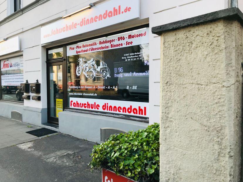 Fahrschule Dinnendahl - Inh. Rainer Wanisch Holweide 1