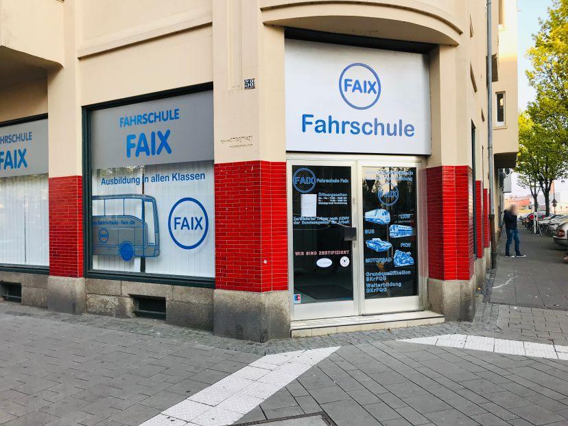 Fahrschule Faix - Mühlheim Berliner Str. Buchheim 1