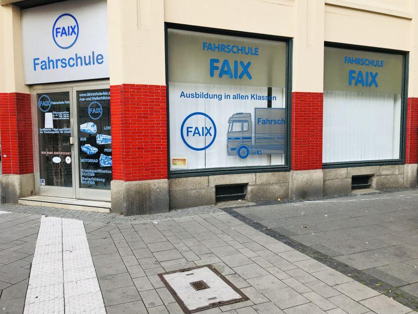 Fahrschule Faix - Mühlheim Berliner Str. Buchheim 2