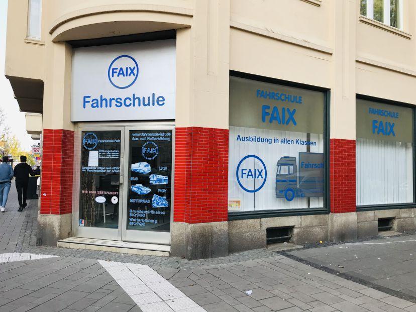 Fahrschule Faix - Mühlheim Berliner Str. Buchheim 4