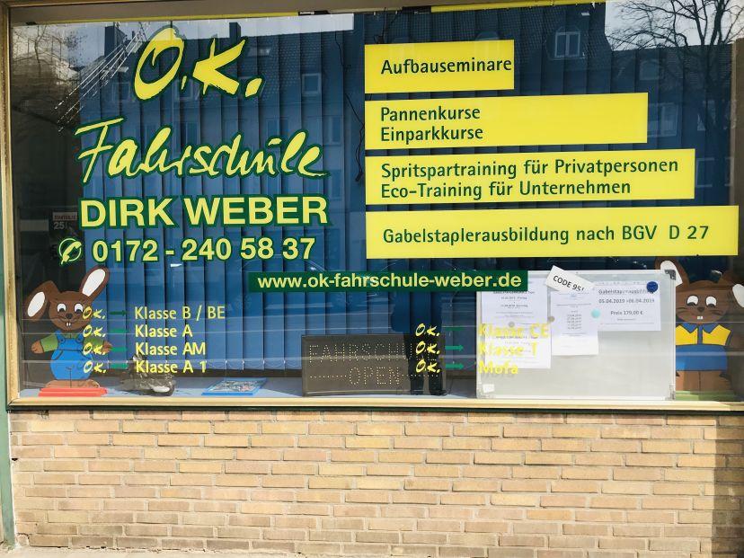 Fahrschule O.K. Dirk Weber Aachen 5