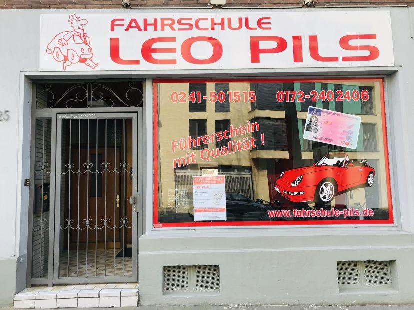 Fahrschule Pils - Karlsgraben Aachen 3