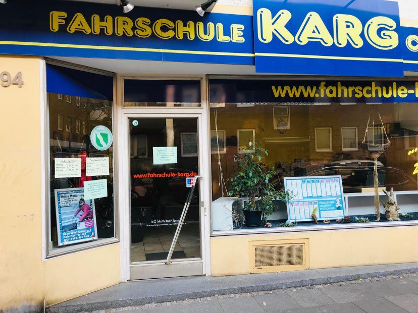 Fahrschule Karg Consulting - Buchforststr. Kalk 1