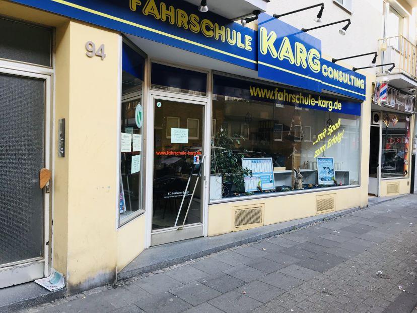 Fahrschule Karg Consulting - Buchforststr. Kalk 2