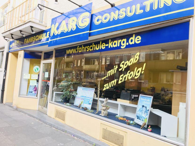 Fahrschule Karg Consulting - Buchforststr. Kalk 3