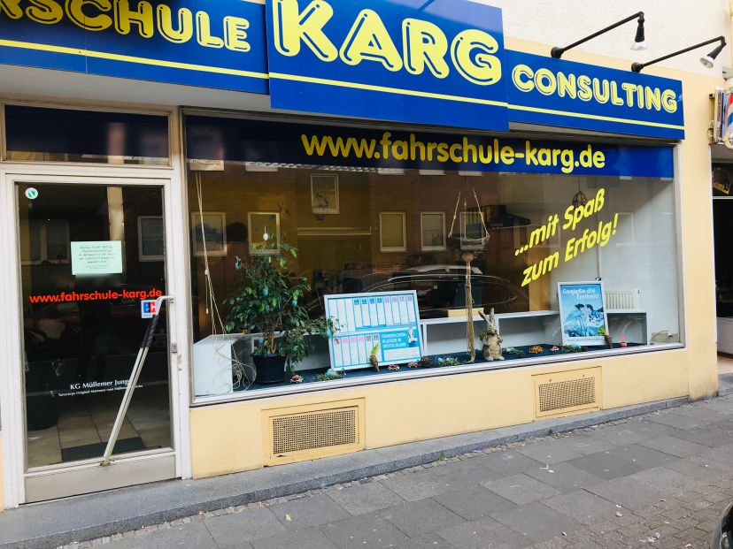 Fahrschule Karg Consulting - Buchforststr. Kalk 4