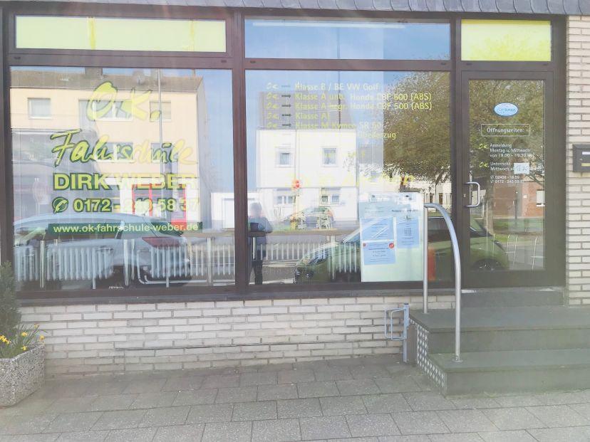 Fahrschule O.K. Dirk Weber Oberforstbach 5