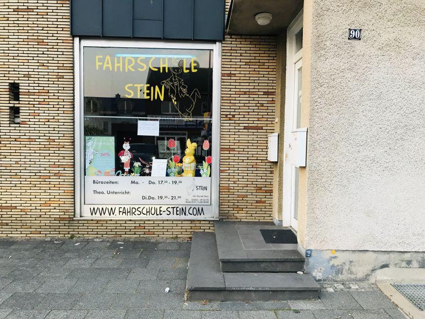 Fahrschule Stein Köln Urbach 1