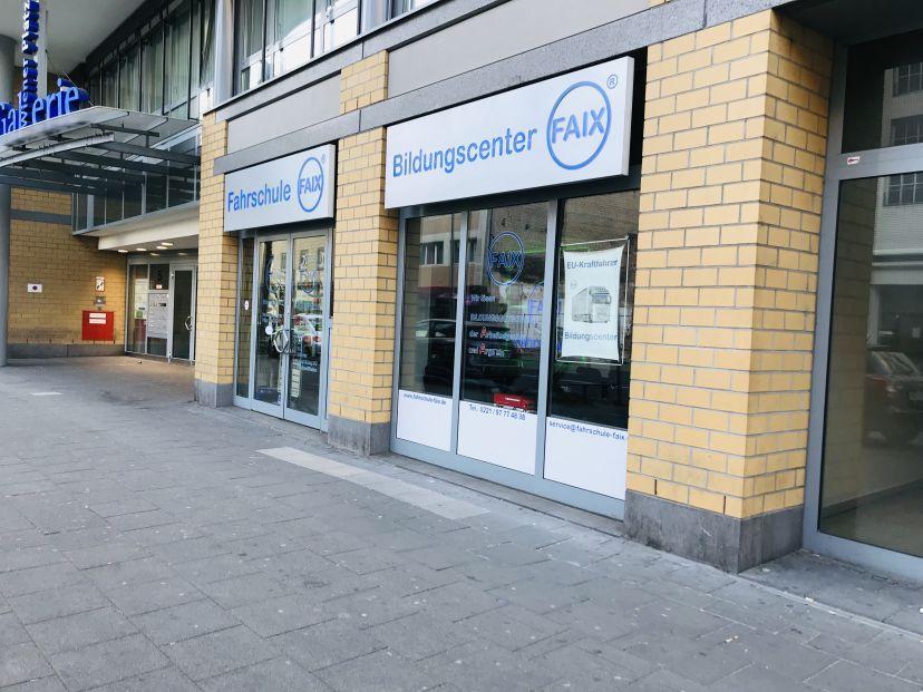 Fahrschule Faix - Mühlheim Genovevastraße Buchforst 1