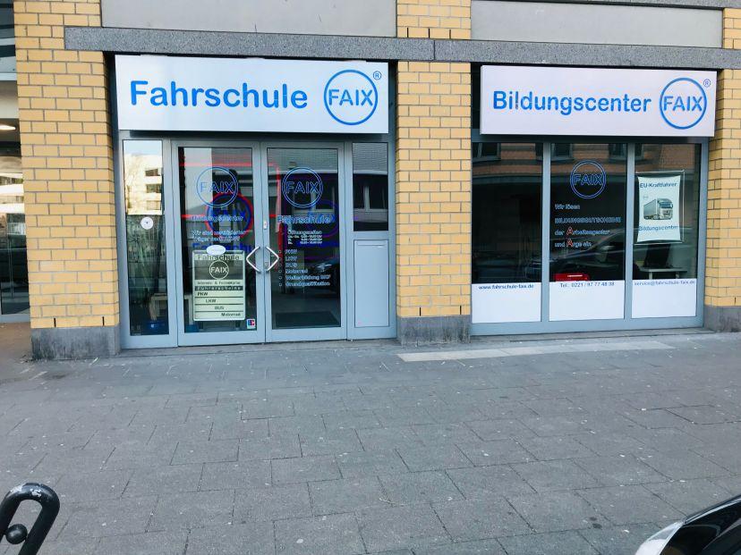 Fahrschule Faix - Mühlheim Genovevastraße Buchforst 2