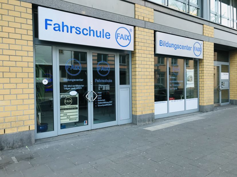 Fahrschule Faix - Mühlheim Genovevastraße Buchforst 3