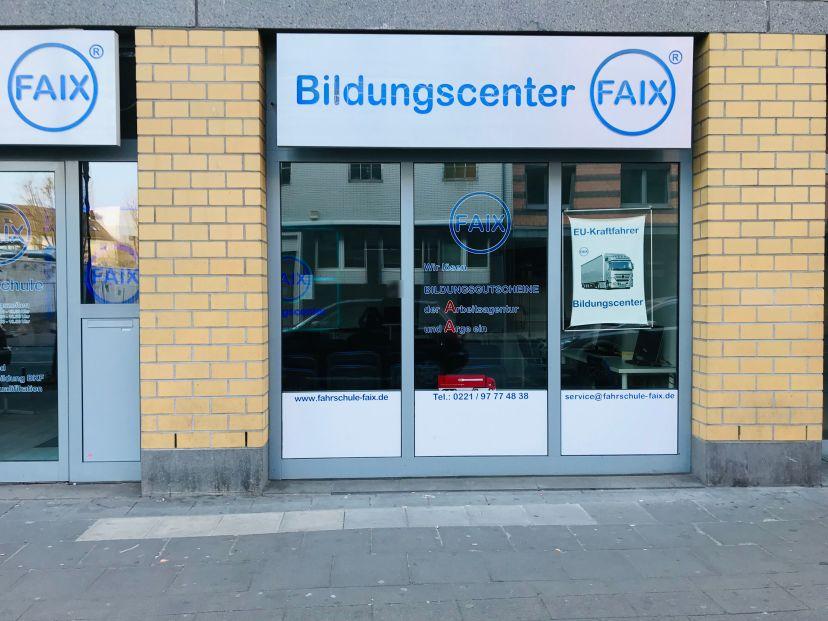 Fahrschule Faix - Mühlheim Genovevastraße Buchforst 4