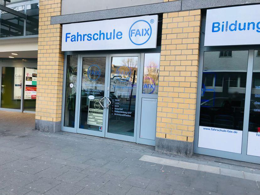Fahrschule Faix - Mühlheim Genovevastraße Buchforst 5
