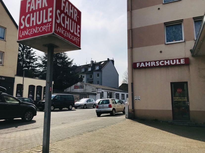 Fahrschule  Langendorff Inh. Dieter Mroszczok Aachen 1