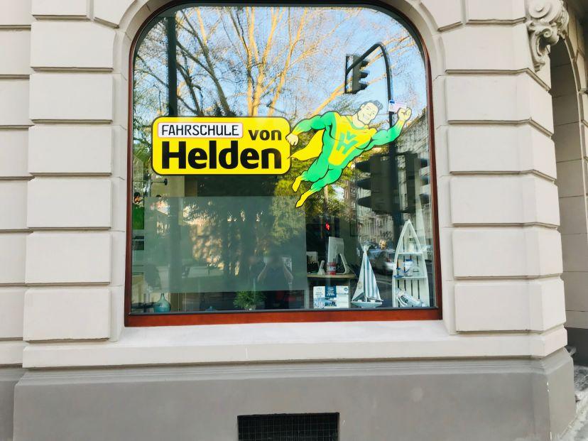 Fahrschule von Helden - Rochusstr. Aachen Mitte 5