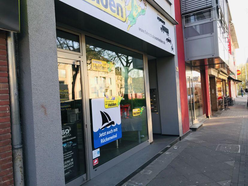 Fahrschule von Helden - Aachen (Ponttor) Roermonder Str. 20 Laurensberg 2