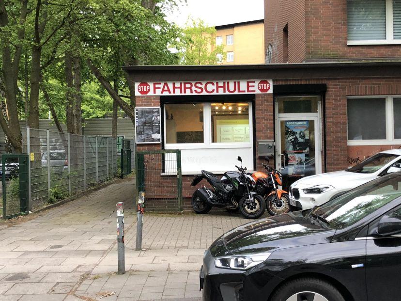 Fahrschule Galaxy Hamburg Eilbek 1
