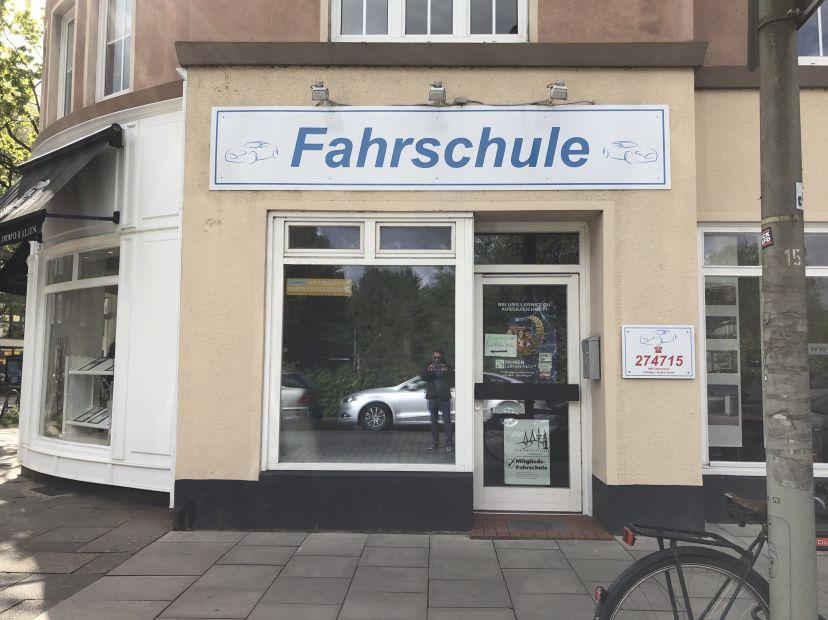 Fahrschule PM Inh. Andre Gotte Hamburg Winterhude 1