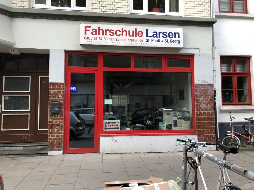Fahrschule Larsen Otto Hamburg St. Pauli 1