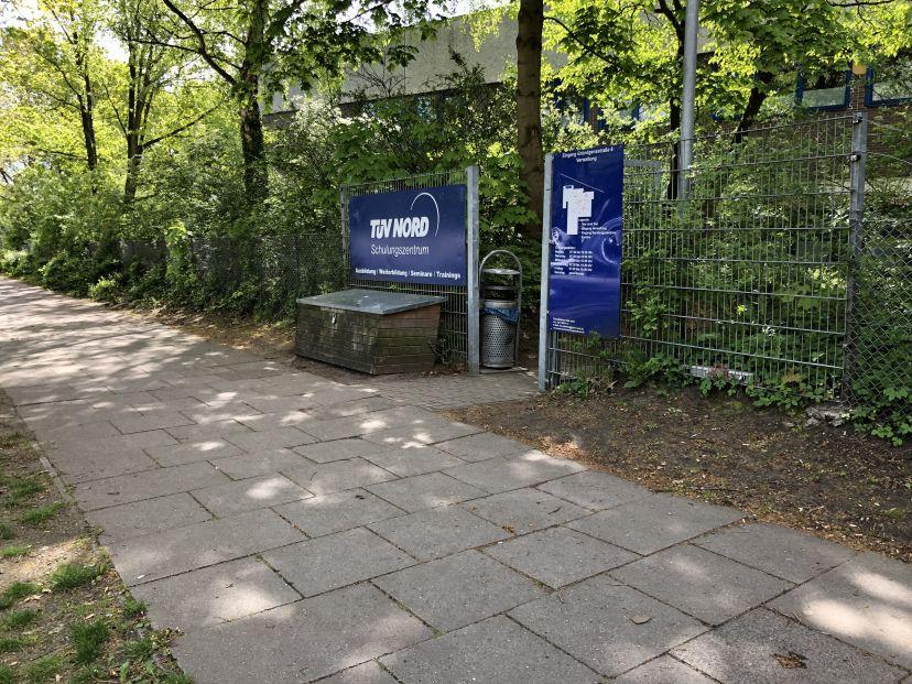 Fahrschule Prüfungsausschuss für amtl. Sportbootführerscheine u. Funkzeugnisse Steilshoop 2